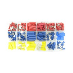 Assortment box cable lugs...