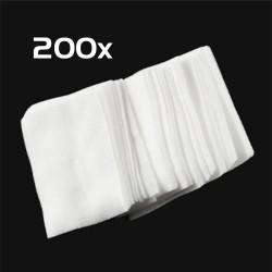 Nail wipes  5,6x3,7 cm...