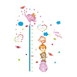 Growth chart love inspires